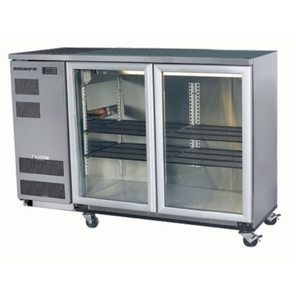 Skope Bb380 2 Swing Doors Chiller Commercial Kitchen
