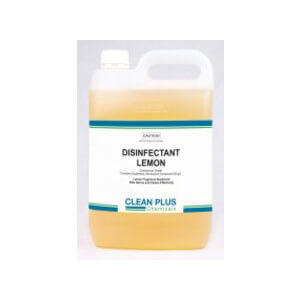 Clean Plus Disenfectant Lemon