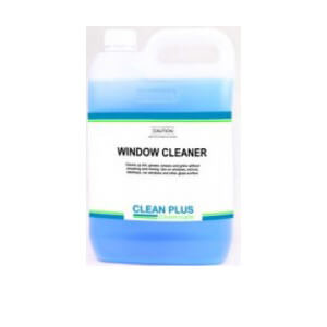 Clean Plus Window Cleaner