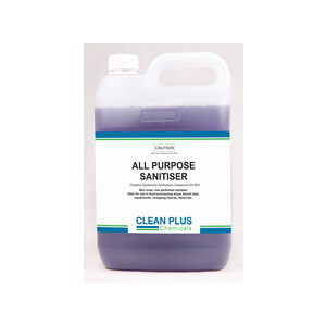 Clean Plus All Purpose Sanitiser