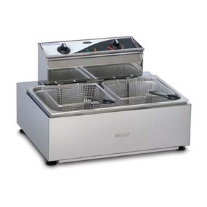Roband F111 Double Basket Fryer