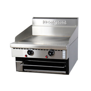 Goldstein GPGDBSA-24 Griddle Toaster