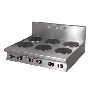 Goldstein PEB6S Cooktop