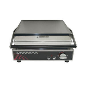 Woodson WCT8 Contact Toaster