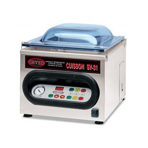 ICE Orved SV31 Commercial Vacuum Sealer Sous Vide