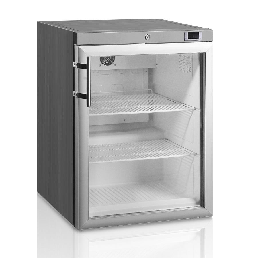 ICE FBFG1201 Single Glass Underbench Freezer