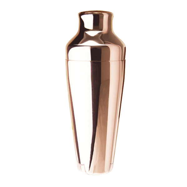 Copper Parisian Shaker 630ml