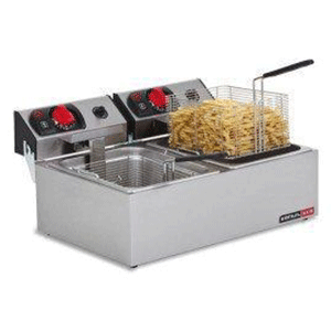 Anvil Double Pan Deep Fat Fryer