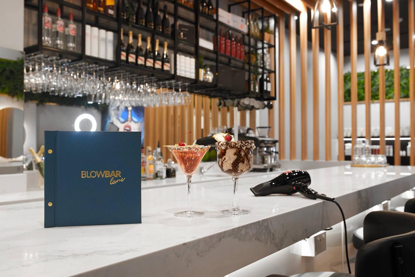 blow bar lane 4