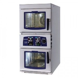Hobart Mini 6 Twin Cavity Combi Oven