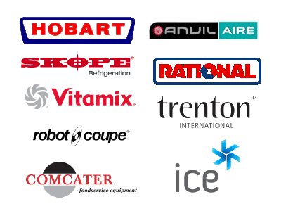 Commercial Kitchen Equipment Brands