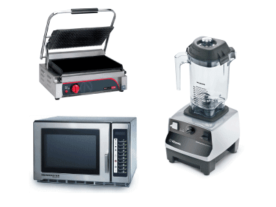 Cafe Equipment